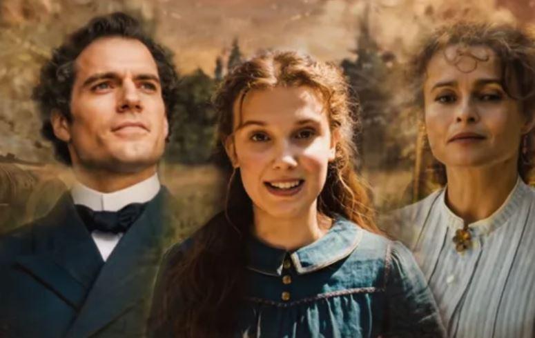 Enola Holmes Movie Trailer