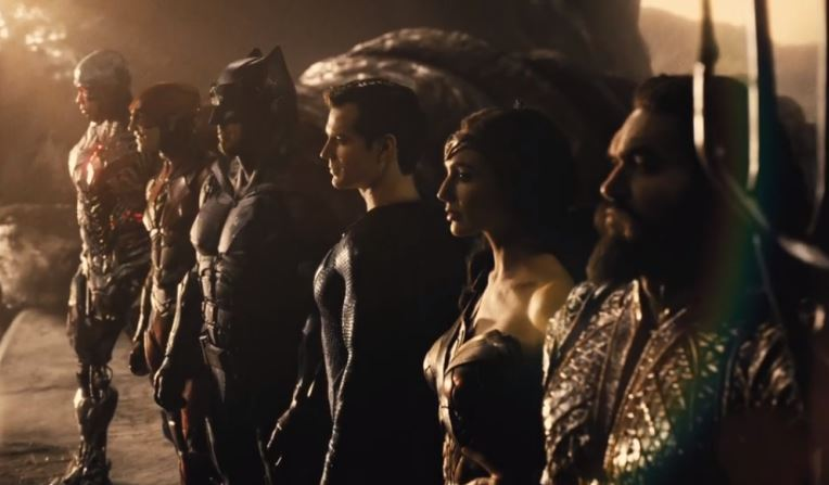 Justice League Release On IMAX Screens