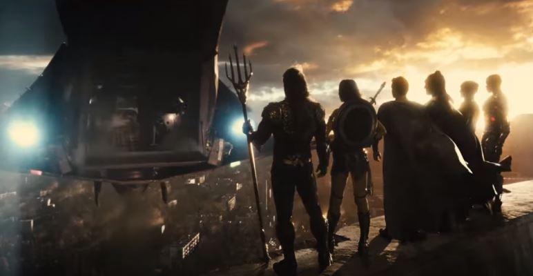 Justice League Snyder Cut Trailer Have Martian Manhunter