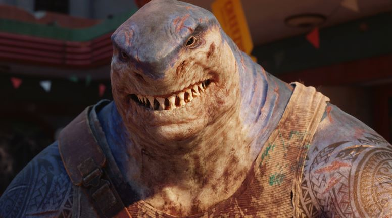 Things About DC King Shark