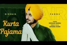 Photo of Kurta Pajama Nirvair Pannu Mp3 Download Mr Jatt Full Song