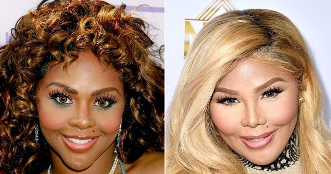Celebrities Transforming Themselves