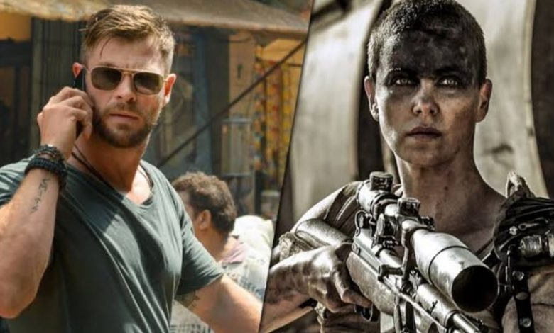 Mad Max: Fury Road Prequel Chris Hemsworth for the Male Lead