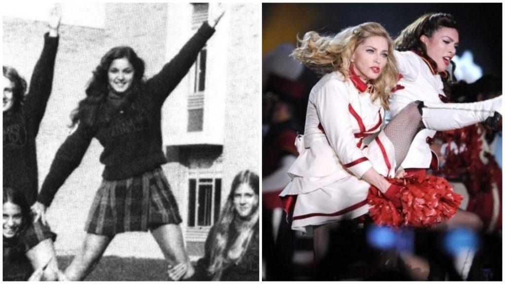 Celebs Used To Be Cheerleaders