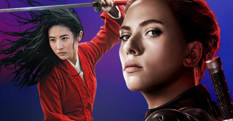 Movies Arrive on Disney+ After Mulan