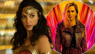 Photo of New Footage of Wonder Woman 1984 Villain, Cheetah Revealed