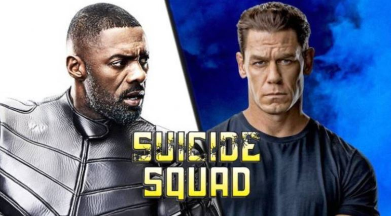 Suicide Squad Video Reveals Characters of Idris Elba & John Cena