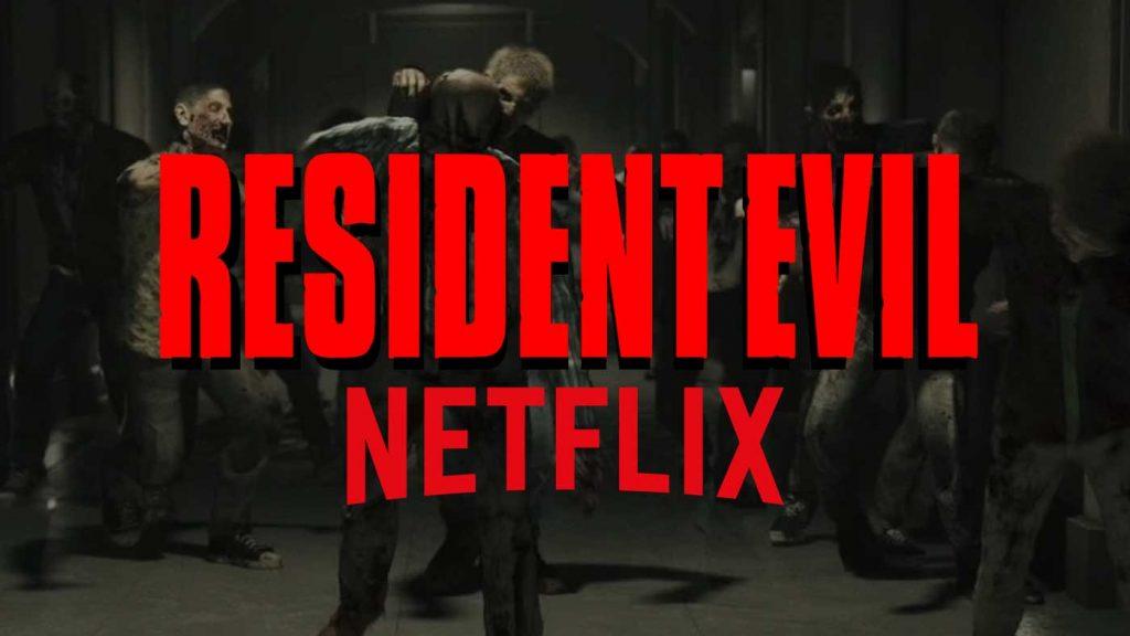 Netflix Announces New Live Action Resident Evil Series