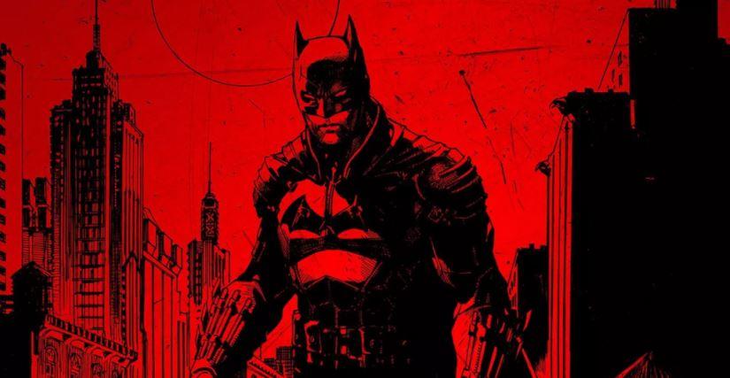Robert Pattinson As The BatmanFirst Poster