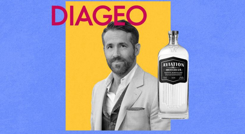 Ryan Reynolds Sells Aviation Gin Business At A Massive Amount