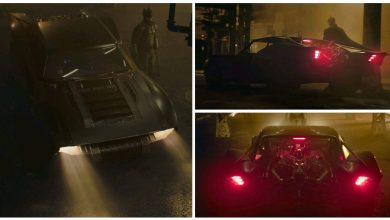 Photo of The Batman Set Photos Reveal New Looks at Multiple Batmobiles