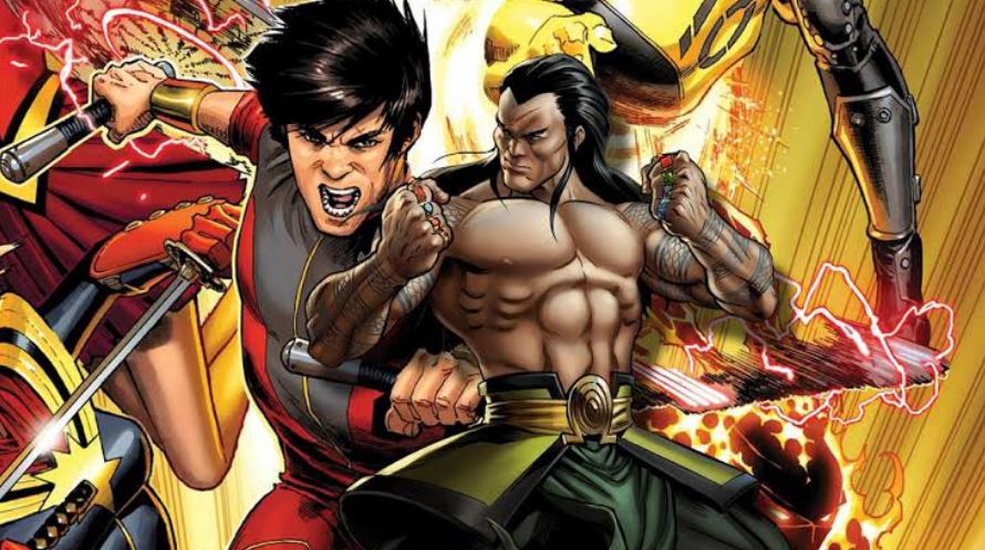Shang-Chi Cast and Characters