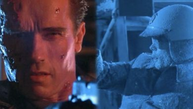 Photo of Terminator 2 Deleted Scene Explains How The T-1000 Actually Lost