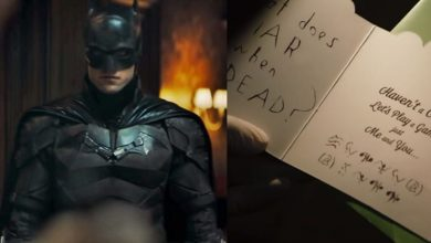 Photo of The Batman – Riddler's First Riddle from the Trailer Has Been Solved