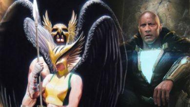 Photo of Dwayne Johnson Reveals The Status of Hawkgirl in Black Adam