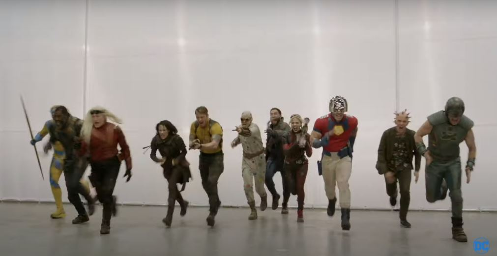 James Gunn Reveals New Footage of The Suicide Squad