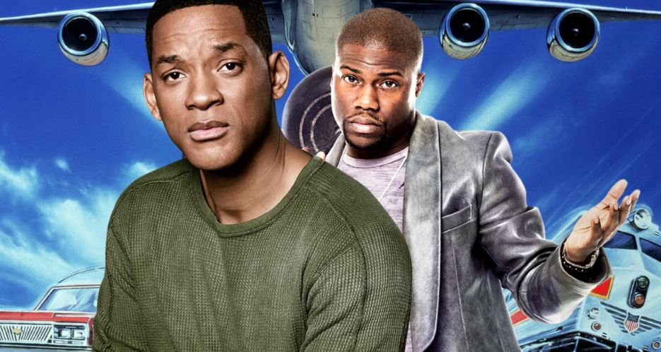 Will Smith & Kevin Hart Work Together in Hollywood Remake