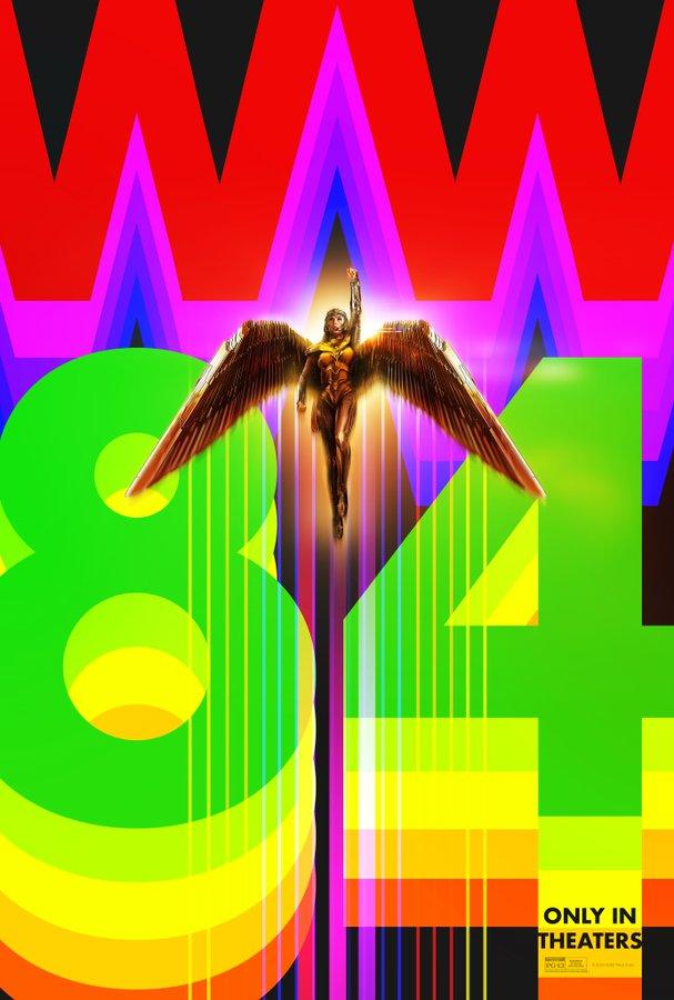 Wonder Woman 1984: Second-Longest Movie