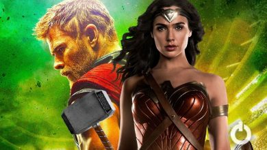 Photo of Here's What Happened When Wonder Woman Wielded Thor's Hammer