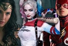 Photo of Gal Gadot, Margot Robbie, Ezra Miller & Many Others Appear in Videos for DC FanDome
