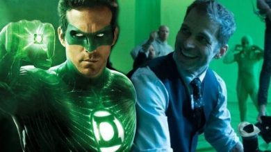 Photo of Justice League Rumor – Zack Snyder Still Wants Ryan Reynolds as Green Lantern