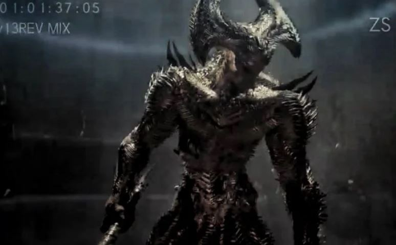 Zack Snyder Real Steppenwolf Design For His Justice League