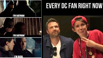 Best Memes On Ben Affleck As Batman