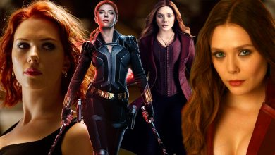 Hottest Images of Black Widow And Scarlet Witch