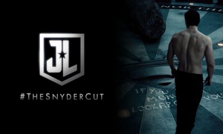 Zack Snyder Releases Justice League Teaser