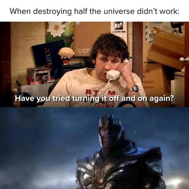 Best Avengers Memes of 2020