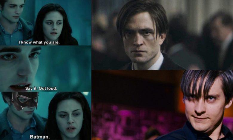 Best Memes On Robert Pattinson As Batman