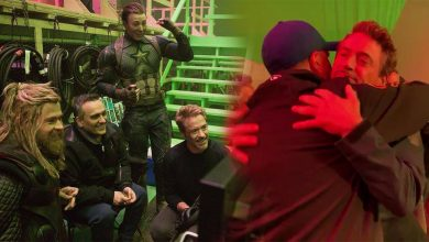 Photo of 15 Emotional Photos From Avengers Endgame Sets For Every Fan