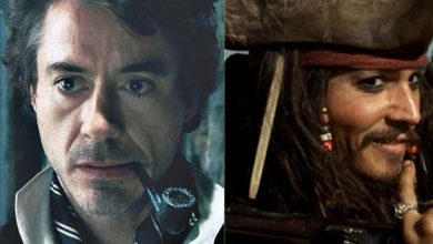 Photo of Robert Downey Jr. is Reportedly Pushing for Johnny Depp to Star in Sherlock Holmes 3