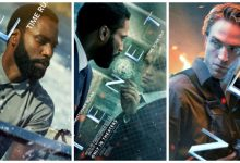Photo of WB Releases 12 New Mind-Bending Posters of Christopher Nolan's Tenet