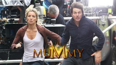 Photo of The Mummy – Tom Cruise [Almost] Didn't Allow His Co-Star To Run With Him On Screen