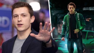 Tom Holland Reacts To Fan Casting him as Ben 10