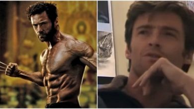 Photo of Hugh Jackman's Audition for Wolverine Revealed