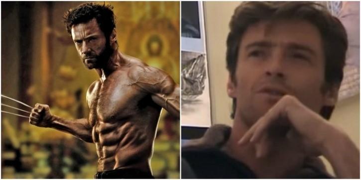 Hugh Jackman's Audition for Wolverine