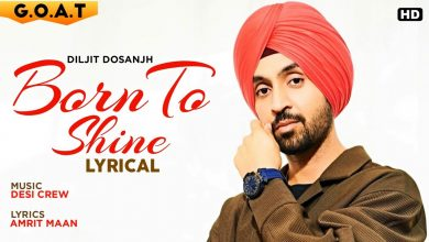 Photo of Born To Shine Song Download Mp3 in High Quality Audio Free