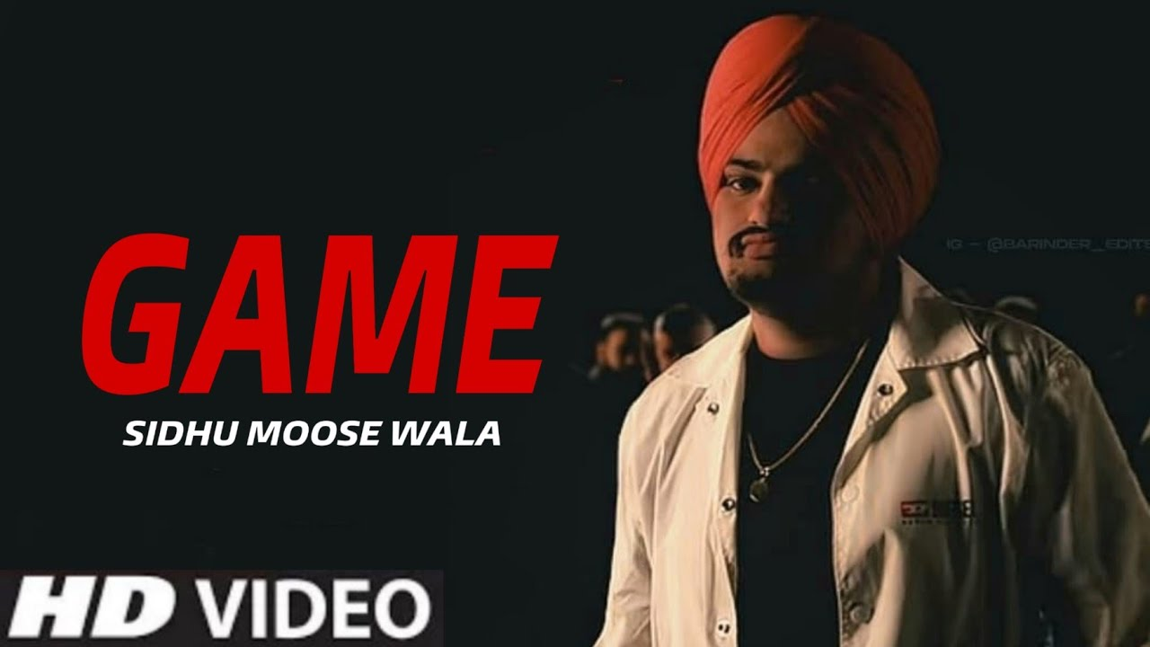online game sidhu moose wala mp3 song download