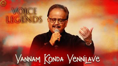 Photo of Vannam Konda Vennilave Mp3 Song Download in High Quality Audio Free