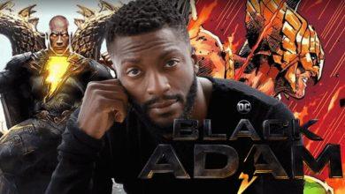 Photo of Breaking: Dwayne Johnson's Black Adam Movie Has Cast Its Hawkman