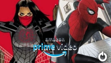 Amazon Prime Home For Sony's Spider-Man Shows Silk