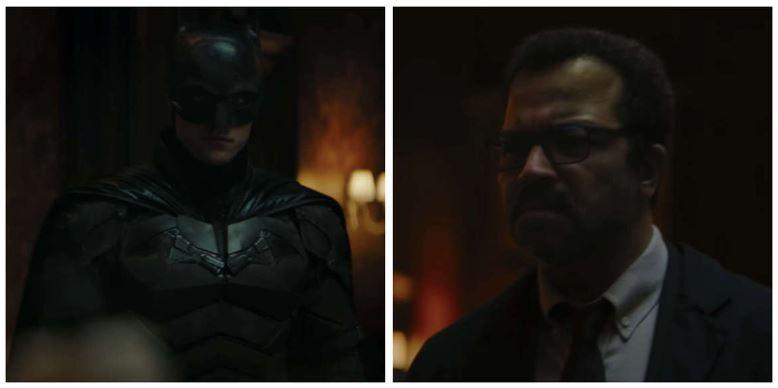 The Batman Riddler is Anti-Hero