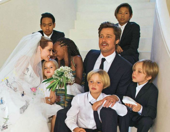 Celebrity Parents Adopted Children