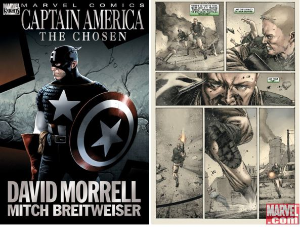 Alternate Versions of Captain America
