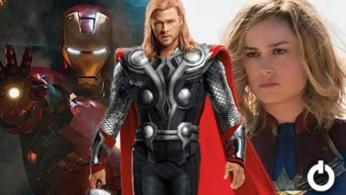 Photo of Instead of Captain Marvel, Brie Larson Could Have Starred in Iron Man 2 or Thor