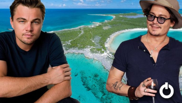 Celebrities Own A Private Island