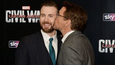 Chris Evans Breaks Silence After His Inappropriate Photo Leaked