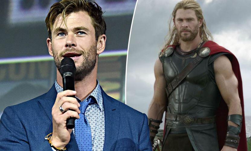 Chris Hemsworth Signed a Third Movie With Netflix